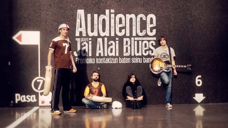 Audience plays jai alai blues kafe antzokia for Kafe antzokia agenda