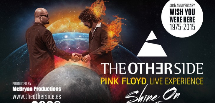 The Other Side 'A Pink Floyd Live Experience' - 29 ostirala 22:00